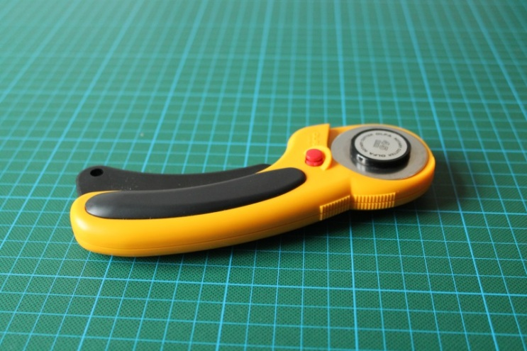 Werkzeug Quilt Rollschneider