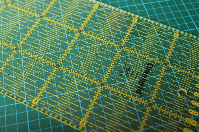 Werkzeug Quilt Lineal