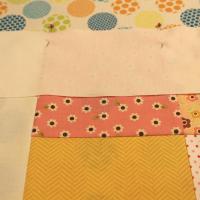 Baby-Quilt-Tutorial (6): Wie bringt man die Umrandung an?