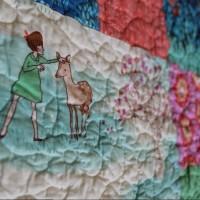 Wee Wander Quilt nach eigenem Muster - free pattern!