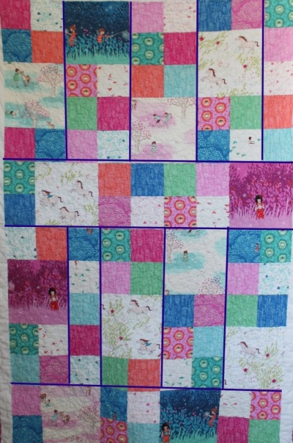 Wee Wander Quilt Muster