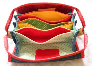 k-sew together bag #12