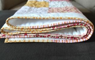 scrappy binding #3