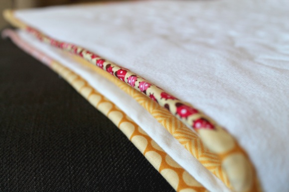 scrappy binding #4