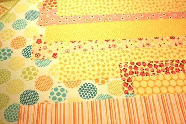 scrappy binding strips