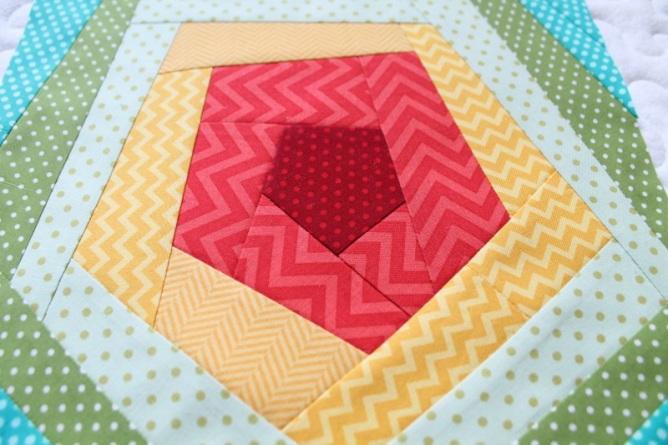 Block of the month Januar #3