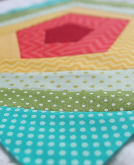 Block of the month Januar #5