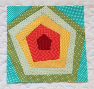 Block of the month Januar