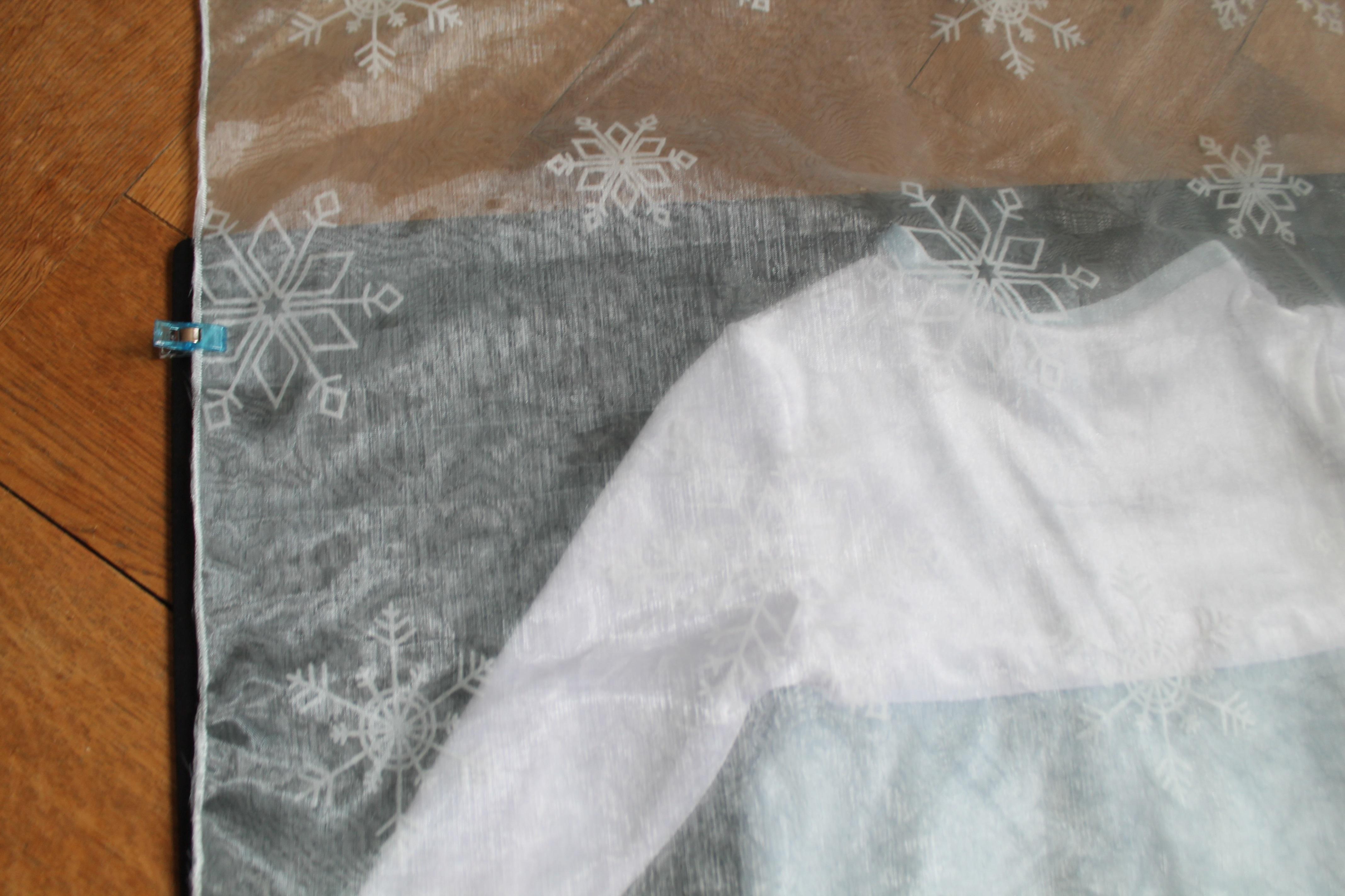 Die Eiskönigin ist da! Elsa-Kostüm + Anleitung für den Schleier ...