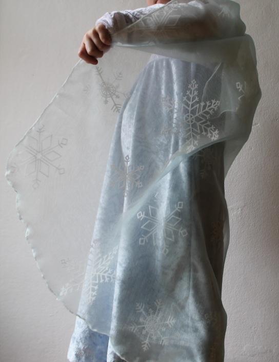 Elsa kostüm dress #2