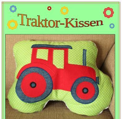 Freebook Traktor