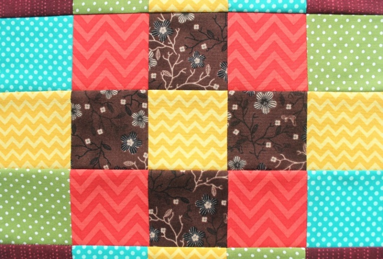 block of the month Februar #2