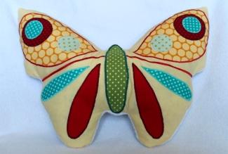 Schmetterling Kissen #92