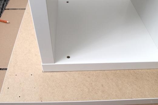 ikea hack cutting table #6