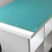Ikea Hack #1 Mein Stoff-Schneidetisch DIY :)