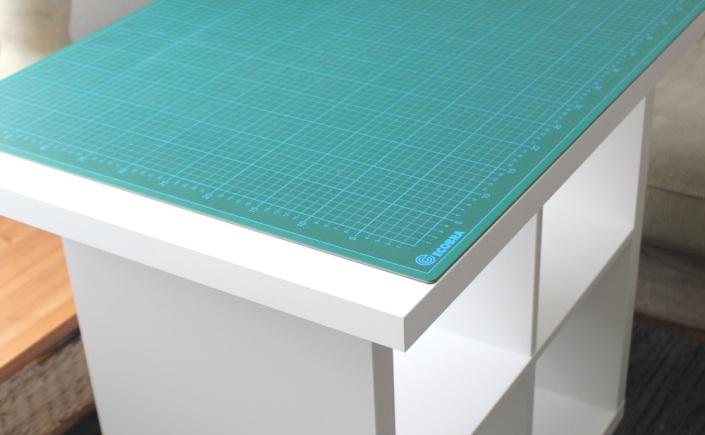 ikea hack 1 mein stoff schneidetisch diy quilt virus. Black Bedroom Furniture Sets. Home Design Ideas