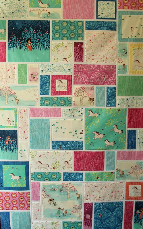 Wee Wander Quilt Muster #1