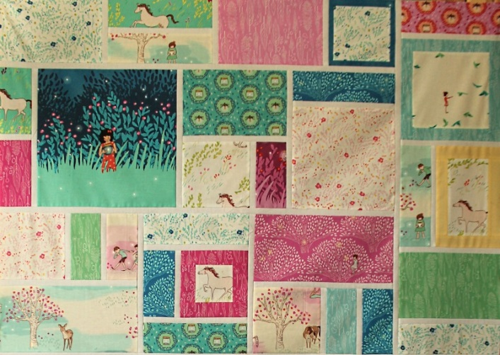 Wee Wander Quilt Muster #4