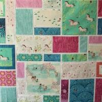 Wee Wander Quilt - Das fertige Muster