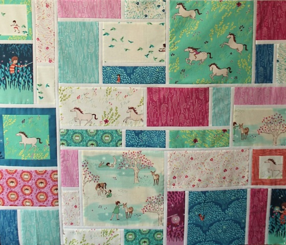 Wee Wander Quilt Muster #5