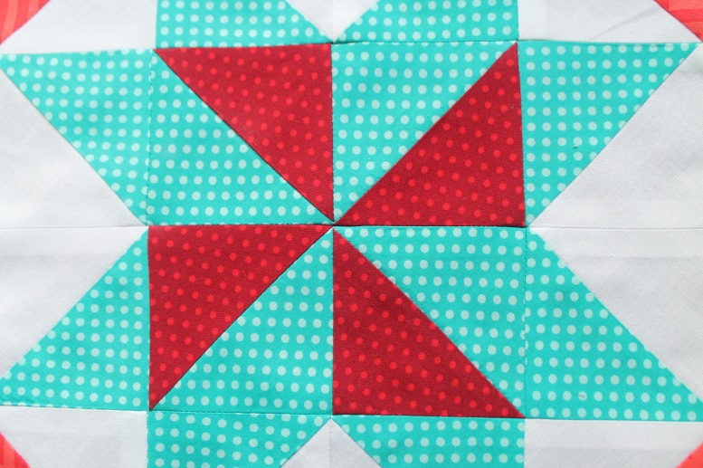 April Block Star #2