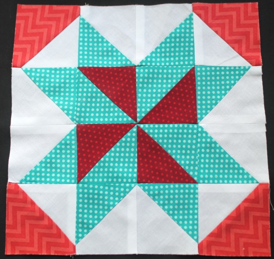 April Block Star