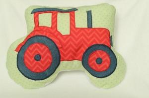 roter Traktor #2