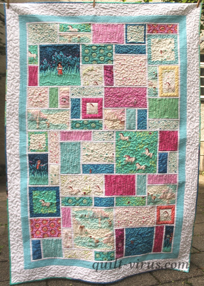 Wee Wander Quilt 2 #1