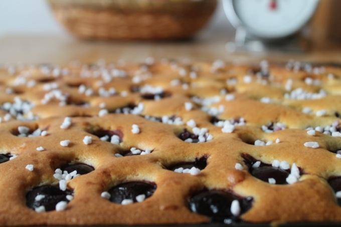 Kirsch-Kuchen #1