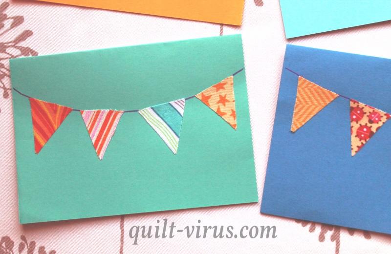 Schon öfter Habe Ich Die Schönen Geburtstags Wimpelketten Auf Anderen Blogs  Bewundert, Diesmal Wollte Ich Eine Mini Version Für Die Einladungen Machen.