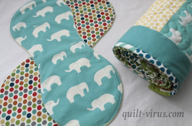 Baby Quilt 1