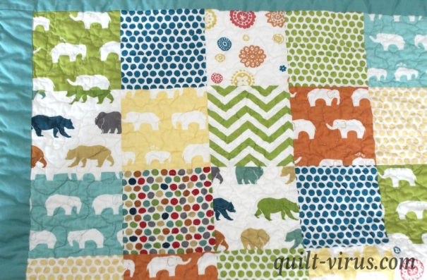Baby Quilt 11