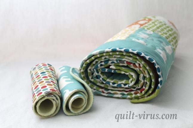 Baby Quilt 3