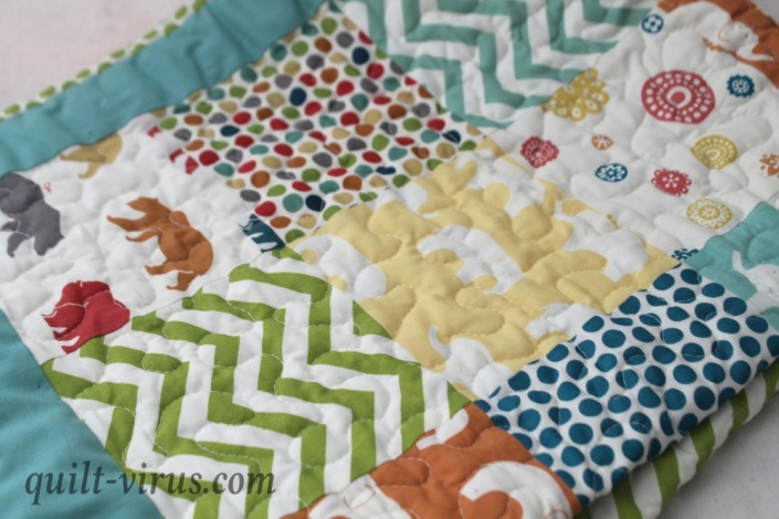 Baby Quilt 7