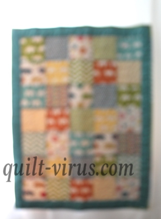 Baby Quilt 8