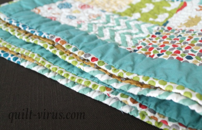 Baby Quilt 9